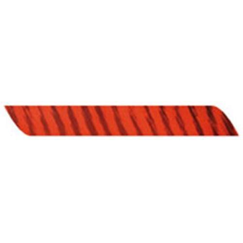 Full Length Left Wing barred red