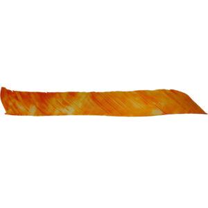 Full length Left white orange